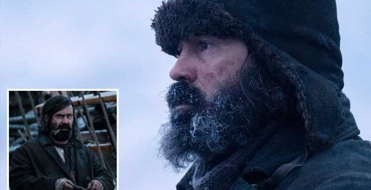 Hollywood A-lister looks unrecognisable with big bushy beard in gripping new BBC drama The North Water