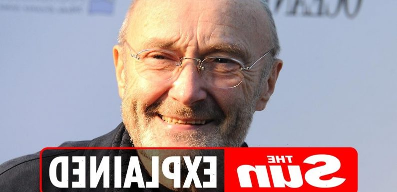 How old is Phil Collins now and what's his net worth?