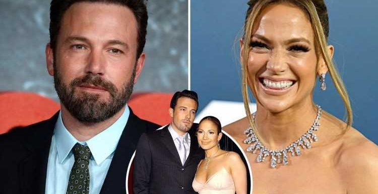 JLo & Ben Affleck 'plan to wed by the end of the year' because he 'doesn't want to lose her again' 18 years after split