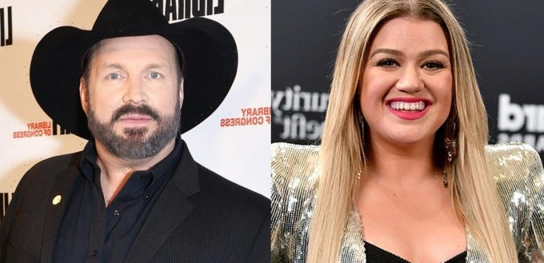 Kelly Clarkson reveals performance of Garth Brooks' 'The Dance' for Kennedy Center tribute made her 'nervous'