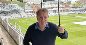Piers Morgan's mean dig at Alex Beresford as he brands him 'stand in weather person'