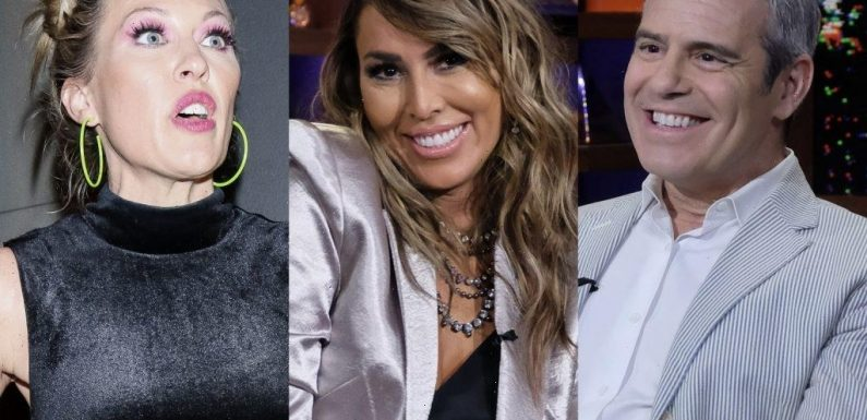 'RHOC': Kelly Dodd Taunts Braunwyn Windham-Burke for Not Getting Call From Andy Cohen Before Exit