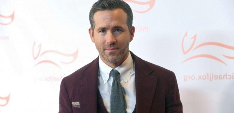 Ryan Reynolds says his daughters inspired him to speak up about his mental health struggles