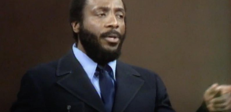 Showtime to Premiere 'One and Only Dick Gregory' Documentary