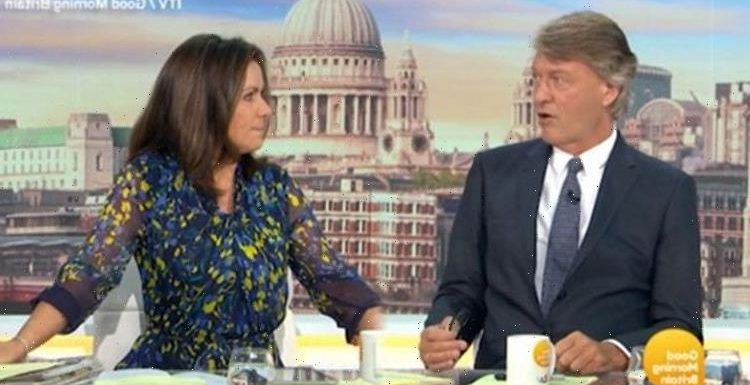 Richard Madeley just out-Partridged Alan Partridge himself