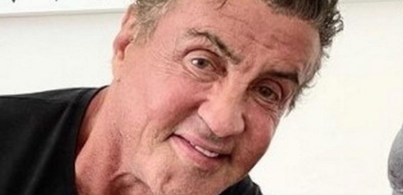 Sylvester Stallone, 74, shows off incredible strength in insane workout