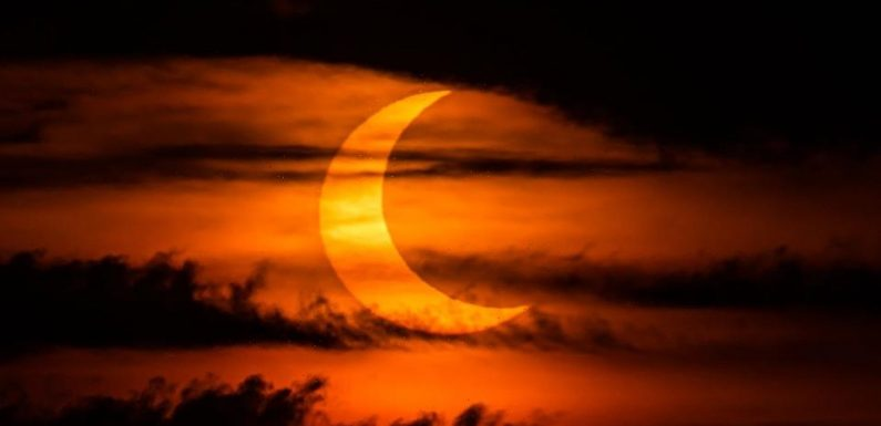 """Take a Look at the June """"Ring of Fire"""" Solar Eclipse"""