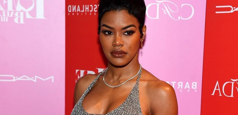 Teyana Taylor Celebrates Being First Black Woman Named Maxim's 'Sexiest Woman Alive'