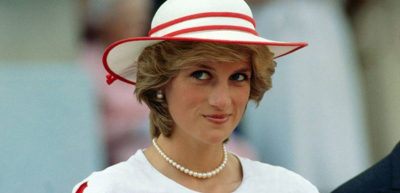 The moment Princess Diana overcame her biggest fear