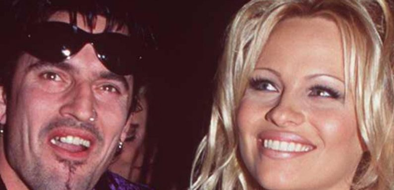A Timeline Of Pamela Anderson And Tommy Lees Relationship