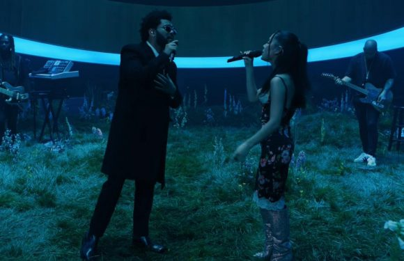 Ariana Grande and The Weeknd Send Fans Into Frenzy With Off the Table Music Video