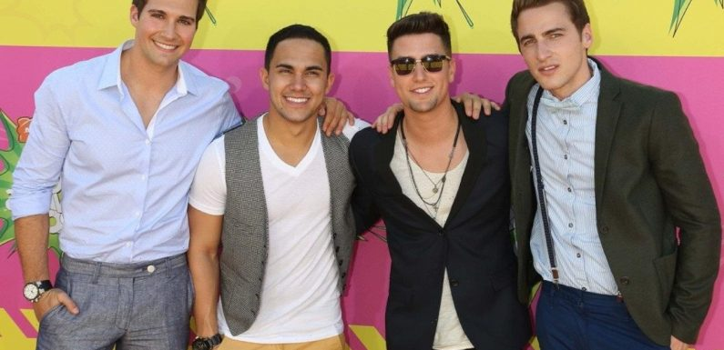 Big Time Rush Promise Comeback of Epic Proportions Seven Years After Disbandment