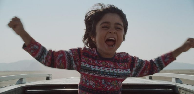 Cannes Review: Panah Panahis Hit The Road