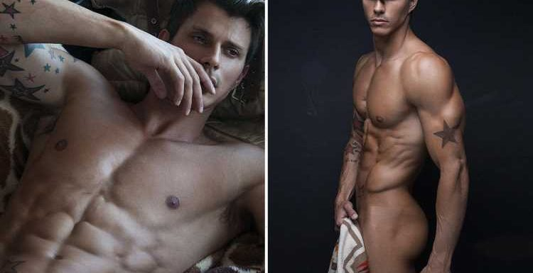 Did Kenny Braasch pose as a nude model before The Bachelor franchise?
