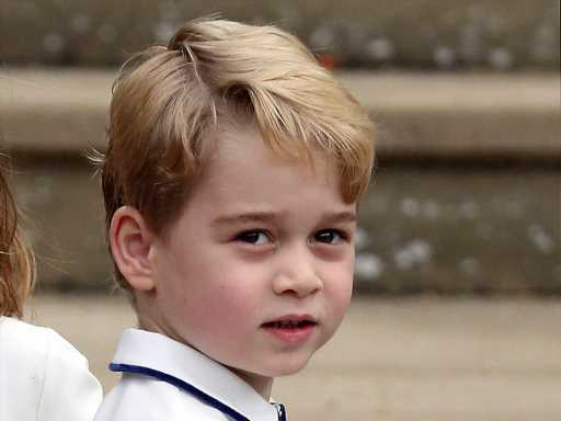 Everything We Know About Prince George as He Turns 8!