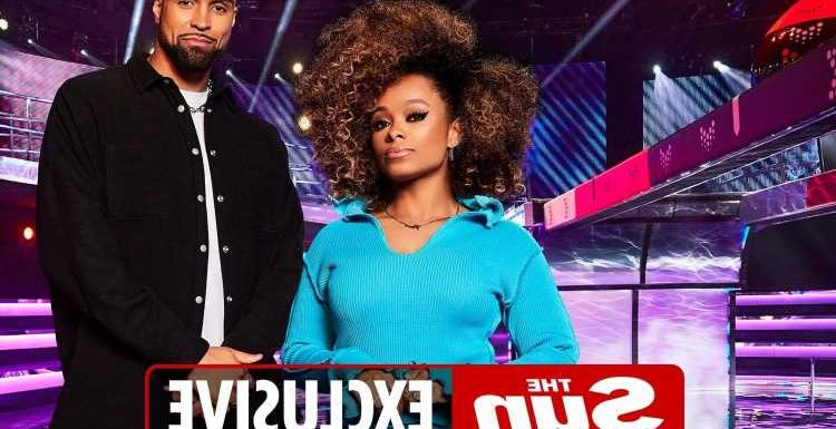 Fleur East and Ashley Banjo want to become the new Ant and Dec – and refer to themselves as FLASH