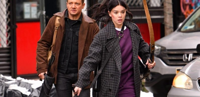 'Hawkeye': Jeremy Renner 'Wanted to Protect' Hailee Steinfeld: 'She's a Wonderful Human'