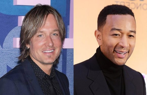 John Legend and Keith Urban Cover John Lennons Imagine at 2021 Olympics Opening Ceremony