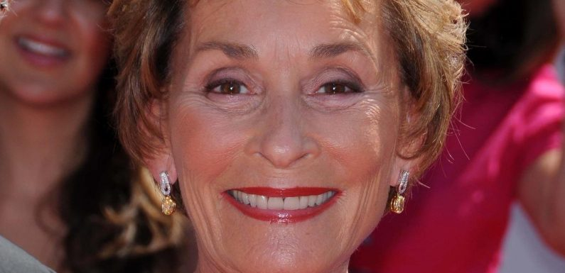 Judge Judy Was Gorgeous When She Was Younger