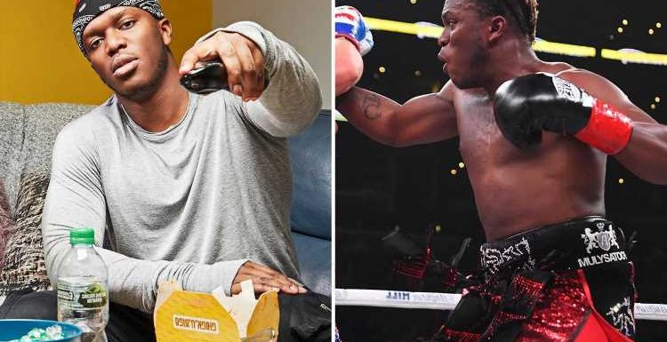 KSI now worth £20m through boxing matches and YouTube – despite Celebrity Gogglebox star losing £2m on Bitcoin