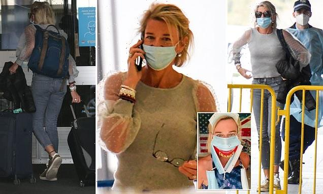 Katie Hopkins is DEPORTED from Australia