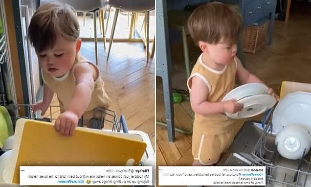 Loose Women viewers say 'ridiculous' for toddlers to do house chores