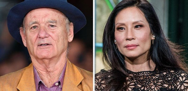 Lucy Liu recalls altercation with Bill Murray on 'Charlie's Angels' set