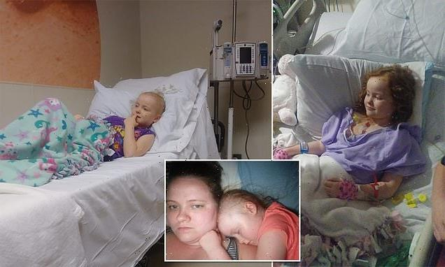 Mom who thought her daughter was being abused discovers she has cancer