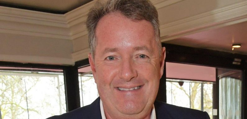 Piers Morgan says he caught Covid-19 at Euro final despite being double-jabbed