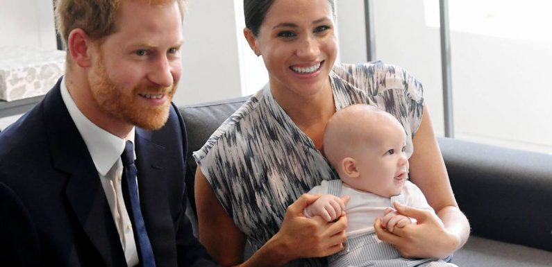 Prince Harry and Meghan's daughter Lilibet finally added to royal line of succession