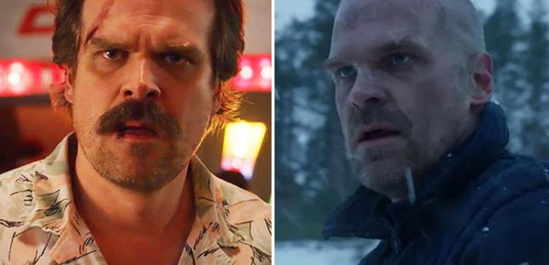 Stranger Things' David Harbour confirms HUGE secret spanning five years will finally be exposed in season four