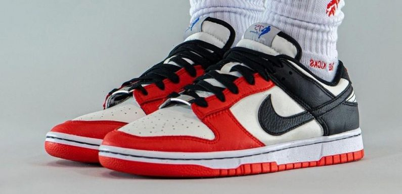 The Chicago Bulls Join the NBA x Nike Dunk Low EMB Pack