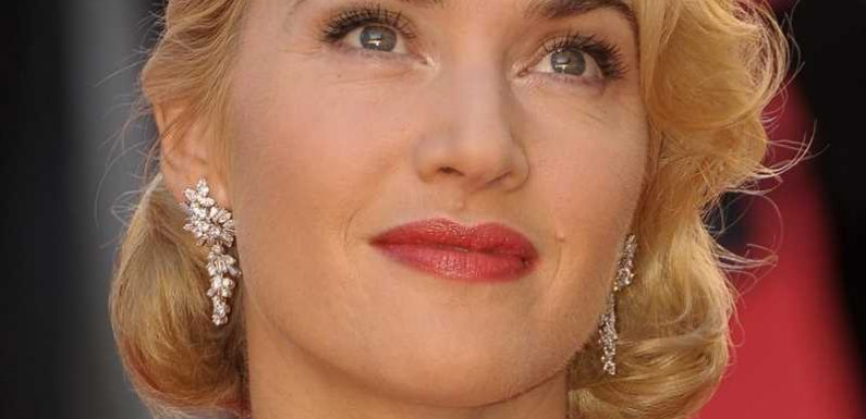 The Surprising Job Kate Winslet Had Before She Was Famous