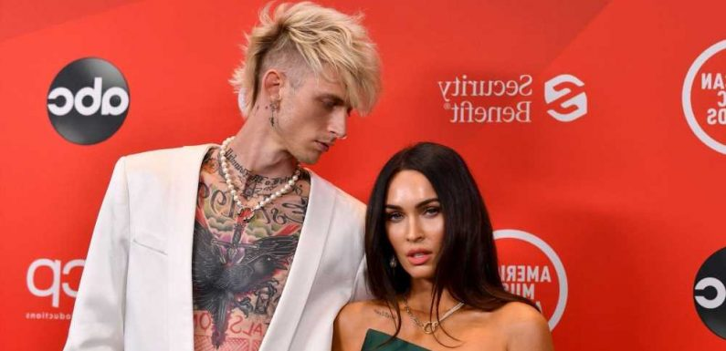Twitter Thinks Machine Gun Kelly Just Shaded His Own Movie with Megan Fox