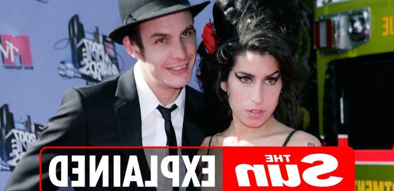 Who is Amy Winehouse's ex-husband Blake Fielder-Civil, what does he look like now and how old is he?