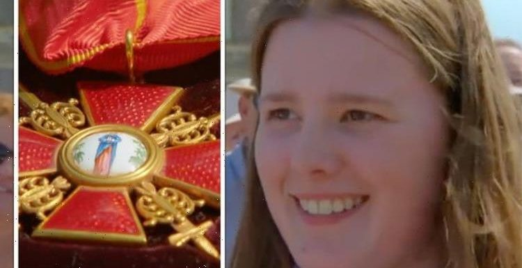 Antiques Roadshow guest lost for words over valuation of missing war medal Bad news!