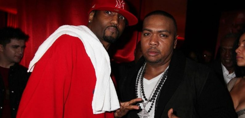 Blackground Music Re-releases Timbaland and Magoo's Catalog