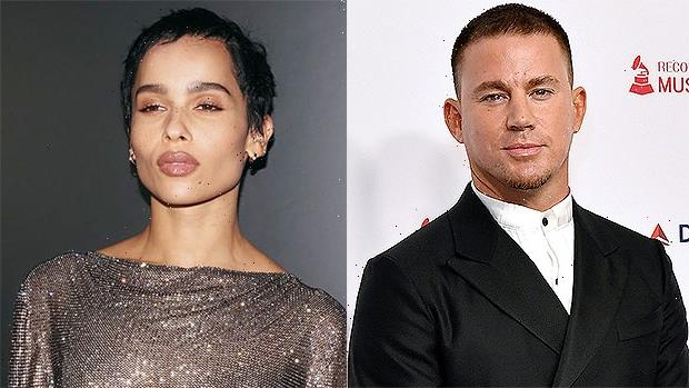 Channing Tatum & Zoe Kravitz Appear To Take A Trip Out Of NYC Together  New Photos