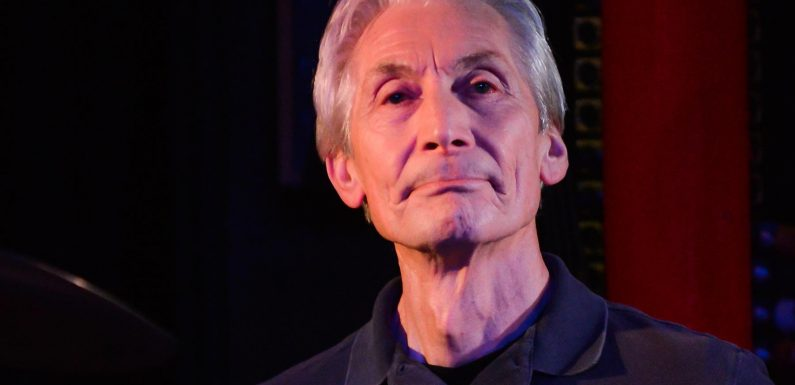 Charlie Watts Is a Jazz Drummer: The Lost 'Rolling Stone' Interview