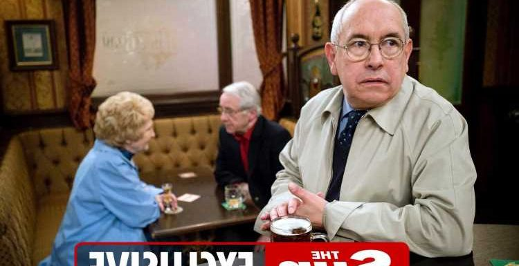 Coronation Street's Norris Cole killed off after actor Malcolm Hebden quits soap – as cast film funeral scenes this week
