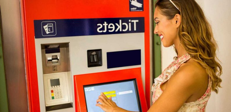 Eight clever hacks to save a fortune on train tickets from price alerts to advance booking