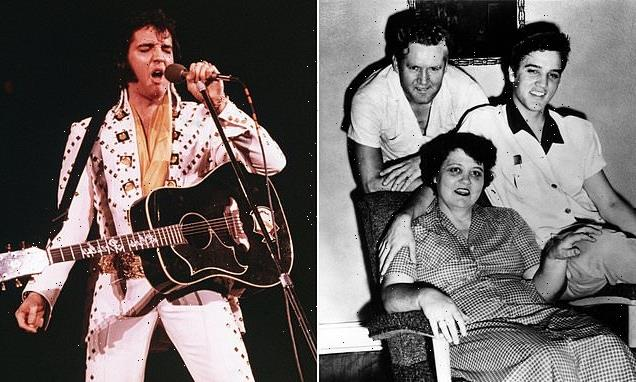 Elvis was sick man supporting his family, biographer claims
