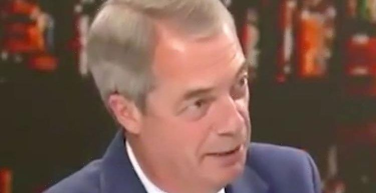 Fishermen are angry! Farage challenges Rees-Mogg on improving Brexit deal for Britain