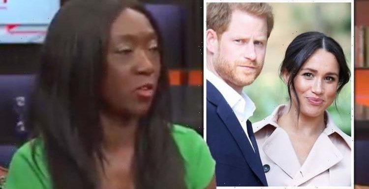 GB News viewers blast 'boring' Meghan and Harry coverage 'Why are you talking about them?'