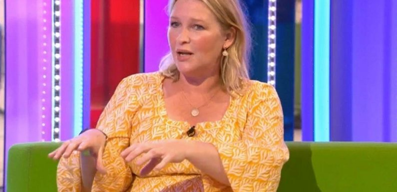 Gavin and Staceys Joanna Page still in shock after sharing pregnancy news