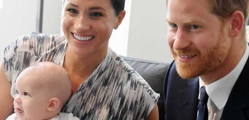 How Baby Archie Reportedly Changed The Course Of Meghan And Harrys Lives