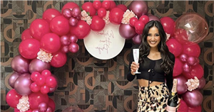 Inside Love Islands Priya Gopaldas welcome home party with a huge cheese selection