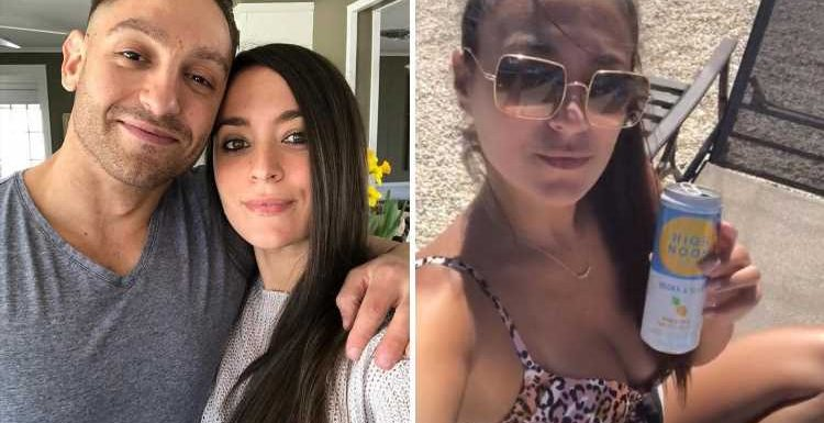 Jersey Shore's Sammi 'Sweetheart' Giancola shows off curves in a bikini after splitting from fiancé Christian Biscardi