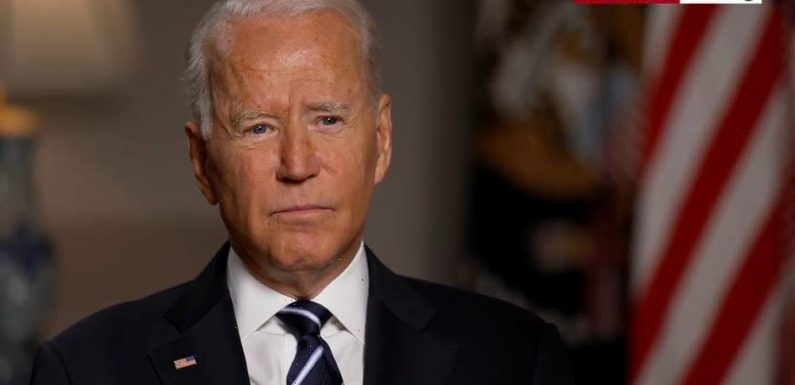 """Joe Biden Tells ABC News """"No Way To Have Gotten Out Without Chaos Ensuing"""" In First Media Interview Since Taliban Took Afghanistan"""