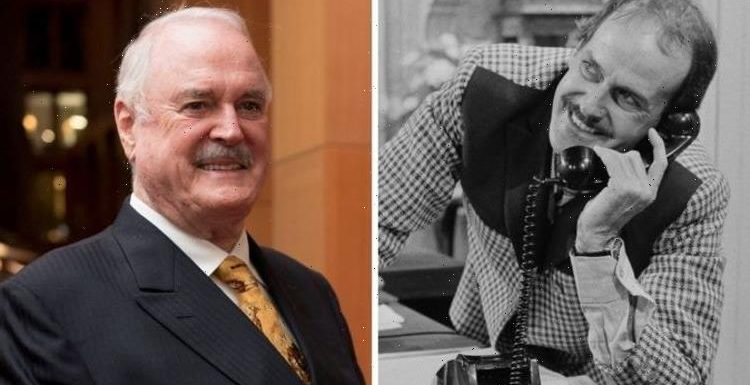 John Cleese announces cancel culture series after Fawlty Towers episode taken off air
